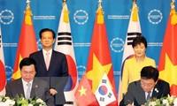 越韩FTA将给越南农产品出口带来许多机会