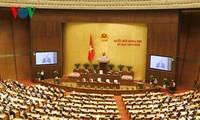 越南国会向《刑事诉讼法修正案(草案)》提供意见