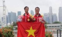 越南运动员在2015年东南亚运动会上取得170枚奖牌