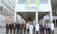 富国Vinmec国际综合医院落成