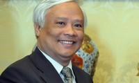 越南党和国家一向关心照顾为国立功者生活
