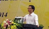 越南政府副总理武德担出席医疗保险工作会议