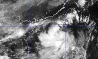 """台风""""莲花""""在东海生成"""