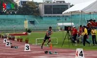 40多名国外运动员参加2015年胡志明市国际田径公开赛