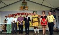 越南啤酒连续第15次参加柏林国际啤酒节