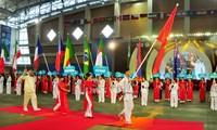 越南传统武术第一次国际大会圆满闭幕