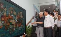 第20次东南部地区美术展举行