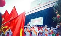 河内各所学校举行新学年开学典礼