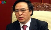 越南和南非共产党加强合作