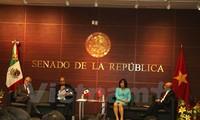 墨西哥举行越墨关系座谈会并介绍越南饮食文化