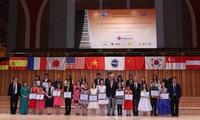 越南在第3次河内国际钢琴比赛上取得佳绩
