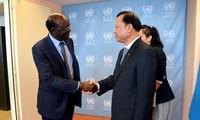 越南加强与世贸组织合作推动经济发展