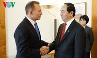扩大越南公安部与澳大利亚执法机关合作