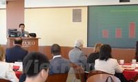越南企业论坛在加拿大举行
