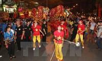 越南全国各地纷纷举行活动喜迎中秋