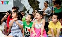 张晋创向全国少年儿童致信祝贺中秋节