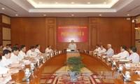 越共中央总书记阮富仲主持召开中央反腐败指导委员会第八次会议
