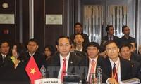 越南出席东盟与中日韩打击跨国犯罪部长级会议