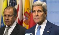 俄美准备就空袭叙利亚行动进行军事对话