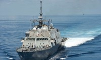 美国加强与东南亚各国海上执法力量合作