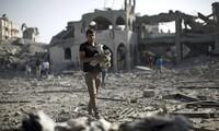 巴勒斯坦人与以色列人暴力冲突升级