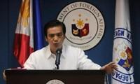 菲律宾反对中国在东海建设灯塔