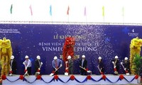 Vinmec国际综合医院正式在海防市动工兴建