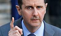 叙利亚总统巴沙尔愿意举行选举