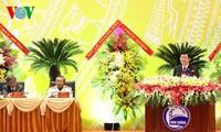 越南国家主席张晋创出席指导平阳省党代会