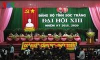 薄辽、朔庄和谅山等省举行2015至2020年任期党代会