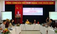 越南女童教育和性别平等创意活动启动仪式