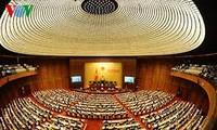 越南十三届国会十次会议继续讨论多部法律