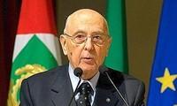意大利总统乔治·纳波利塔诺即将对越南进行国事访问