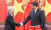 习近平的越南之行有助于深化越中全面战略合作伙伴关系
