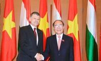 越南和匈牙利两国国会加强合作