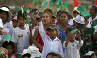 缅甸稳定政局 面向发展