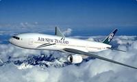 新西兰考虑开通直飞越南的航线