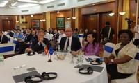 越南—欧盟卫生领域合作20周年纪念仪式在河内举行