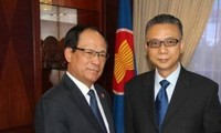 中国愿促进东盟共同体现实化进程
