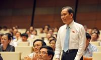 越南13届国会10次会议质询与回答质询活动结束