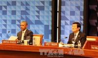 APEC第23次领导人非正式会议讨论多项重要内容