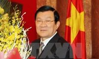 继续推动越南-德国战略伙伴关系发展