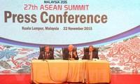第27届东盟峰会及相关会议闭幕