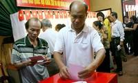 越南14届国会选举将于2016年5月22日举行