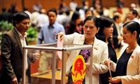 越南国会主席阮生雄当选国家选举委员会主席