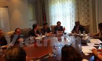 越南与南非国会推动外交合作