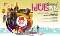 2016年顺化艺术节成为越南首个当代艺术节城市的闪亮名片