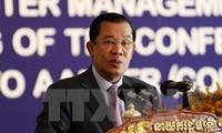 柬埔寨成立3个委员会解决与邻国的边界问题