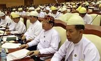 缅甸联邦议会通过在西部建立经济特区的土地划拨议案