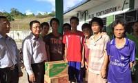 越南驻马来西亚大使馆努力协助渔民回国